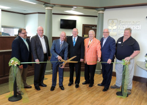 Farmers National Bank Project Completed