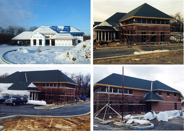 Farmers National Bank Under Construction