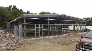 Roof Installation June 2018.