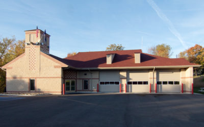 Slippery Rock VFD Rescue Building Completed
