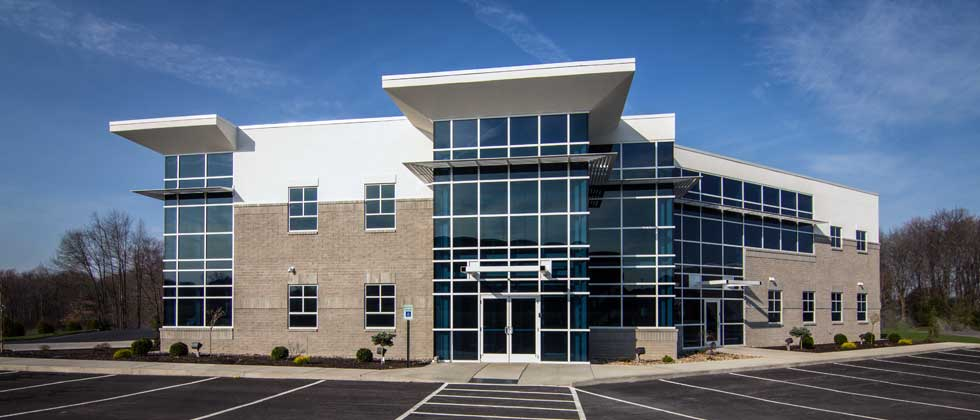 UPG Exterior During Day