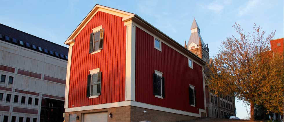 Butler County Historic Society – Carriage House