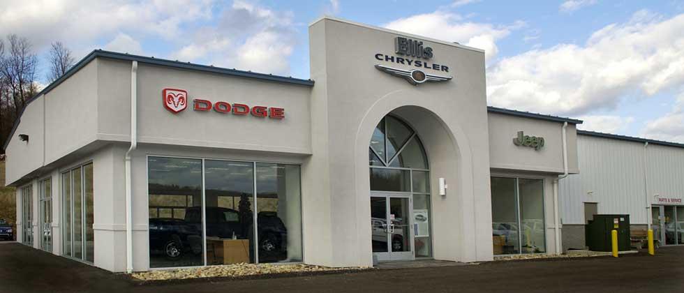 Ellis Automotive Group – Chrysler/Dodge/Jeep