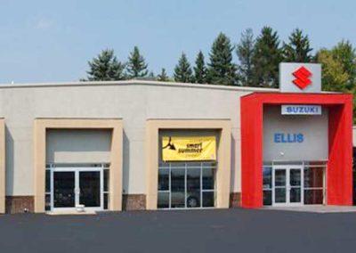 Ellis Automotive Group – Suzuki Dealership