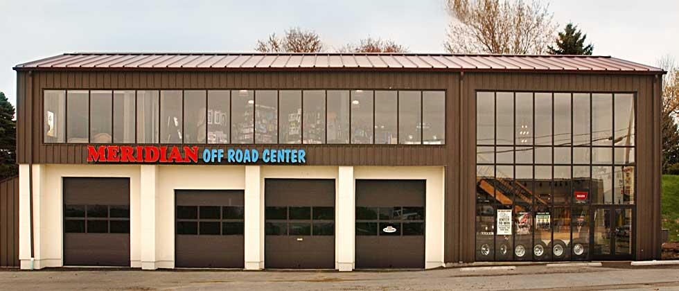 Meridian Off-Road Center