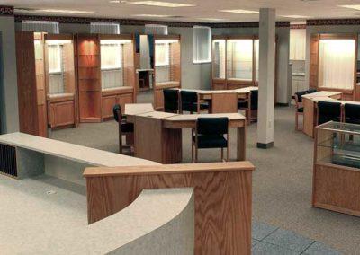 Wigton Eyecare Interior Renovation